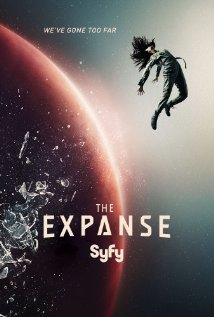The Expanse (2015) cover