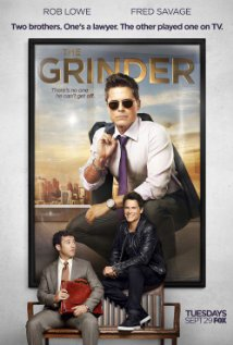 The Grinder (2015) cover