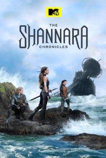 The Shannara Chronicles (2016) cover