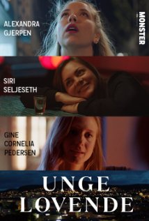 Unge lovende (2015) cover