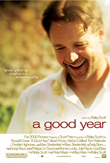 A Good Year (2006) cover