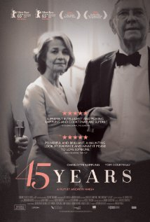 45 Years 2015 poster
