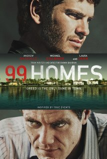 99 Homes (2014) cover