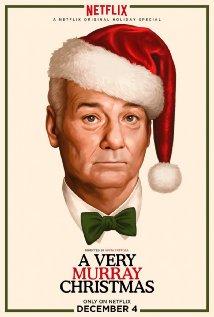 A Very Murray Christmas 2015 poster