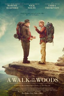 A Walk in the Woods 2015 poster