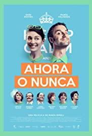 Ahora o nunca (2015) cover