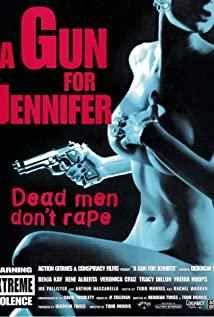 A Gun for Jennifer (1997) cover