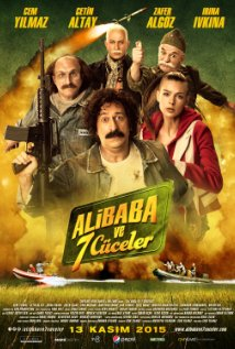 Ali Baba ve 7 Cüceler (2015) cover