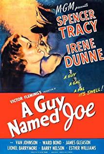 A Guy Named Joe (1943) cover