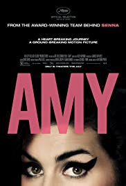 Amy (2015) cover