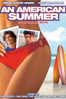 An American Summer (1990) cover