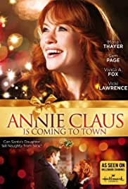 Annie Claus is Coming to Town (2011) cover