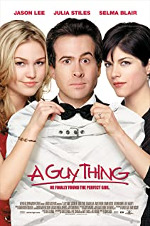 A Guy Thing (2003) cover