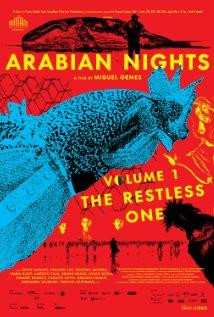 As Mil e Uma Noites: Volume 1, O Inquieto (2015) cover
