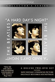 A Hard Day's Night (1964) cover