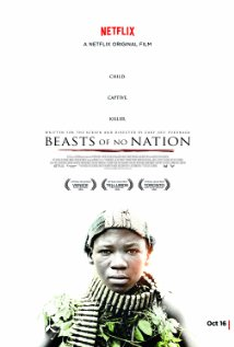 Beasts of No Nation (2015) cover