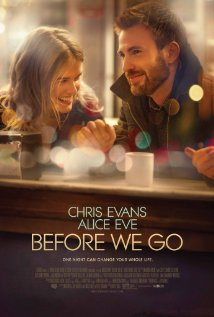 Before We Go (2014) cover