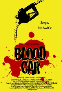 Blood Car (2007) cover