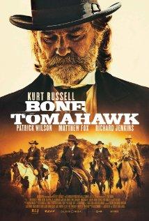 Bone Tomahawk (2015) cover