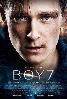 Boy 7 (2015) cover