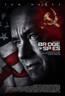 Bridge of Spies (2015) cover
