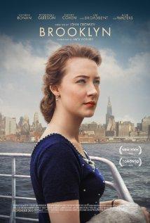 Brooklyn (2015) cover