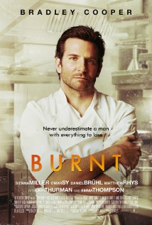 Burnt (2015) cover