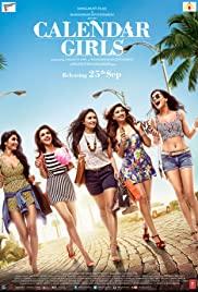 Calendar Girls 2015 poster