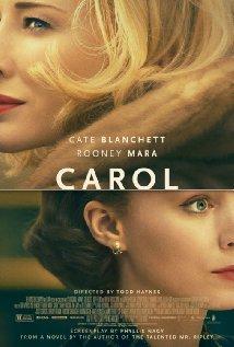 Carol (2015) cover