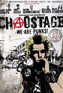 Chaostage (2009) cover