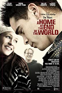A Home at the End of the World 2004 poster