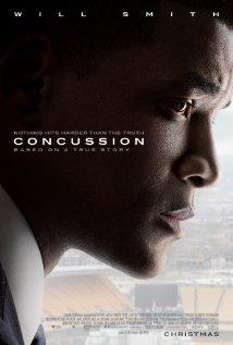 Concussion (2015) cover