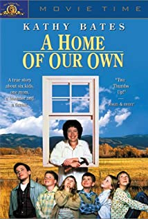 A Home of Our Own (1993) cover