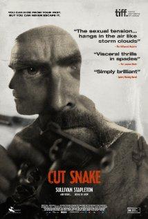 Cut Snake 2014 poster