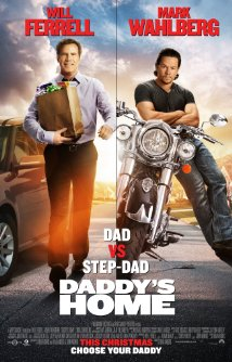 Daddy's Home (2015) cover