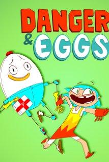 Danger & Eggs (2015) cover