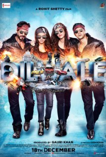Dilwale (2015) cover