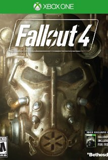 Fallout 4 (2015) cover