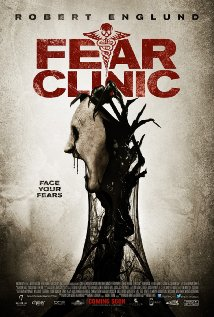 Fear Clinic (2015) cover