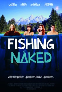 Fishing Naked (2015) cover