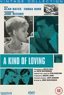 A Kind of Loving (1962) cover