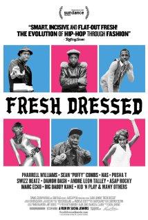 Fresh Dressed 2015 poster