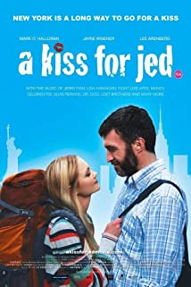 A Kiss for Jed Wood (2011) cover