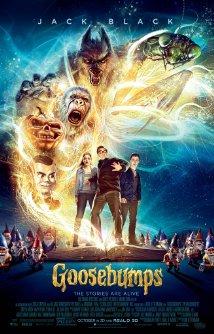Goosebumps 2015 poster