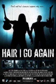 Hair I Go Again (2016) cover