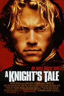 A Knight's Tale (2001) cover