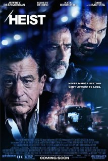 Heist (2015) cover
