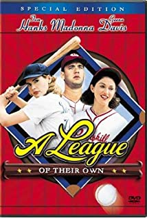 A League of Their Own (1992) cover