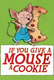 If You Give a Mouse a Cookie 2015 poster