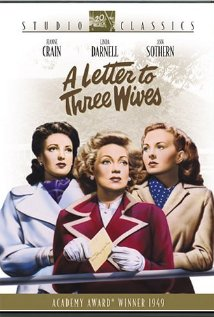 A Letter to Three Wives (1949) cover
